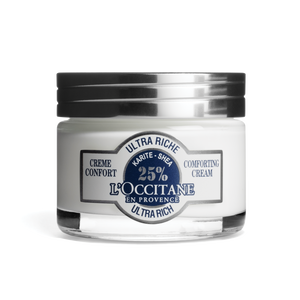 Shea Butter Ultra Rich Comforting Cream, , US