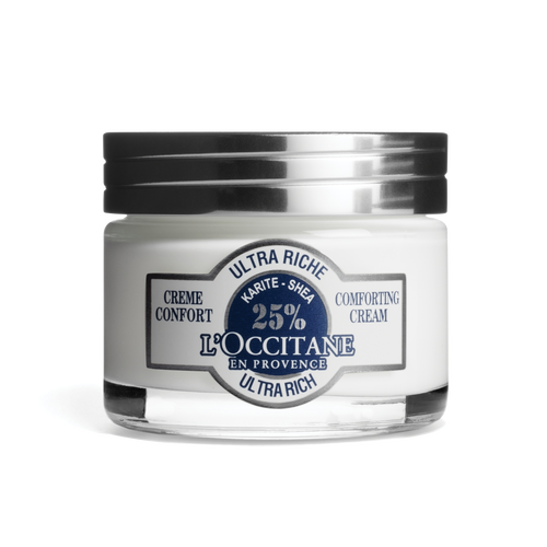 zoom view 1/1 of Shea Butter Ultra Rich Comforting Cream