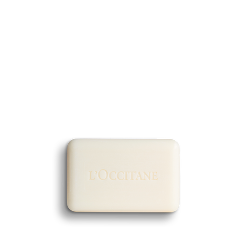 zoom view 2/2 of Shea Butter Extra Gentle Soap - Verbena