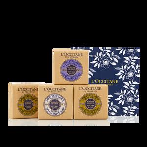 Gentle Shea Soap Set, , US