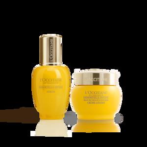 Anti-Aging Serum & SPF Cream Duo, , US