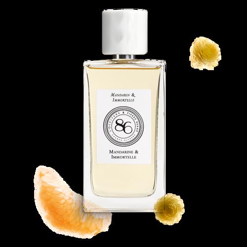 zoom view 1/4 of Mandarin & Immortelle Eau de Parfum