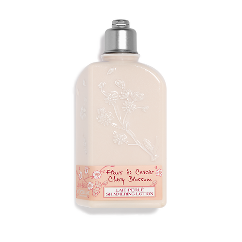 zoom view 1/1 of Cherry Blossom Shimmered Lotion