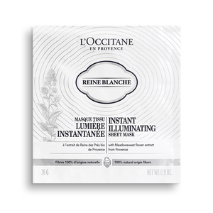 Reine Blanche Instant Illuminating Sheet Mask, , large