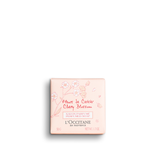 zoom view 1/1 of Cherry Blossom Perfumed Soap