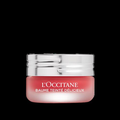 Delicious Tinted Balm - Grenadine in Love - Lip Balm - L'Occitane