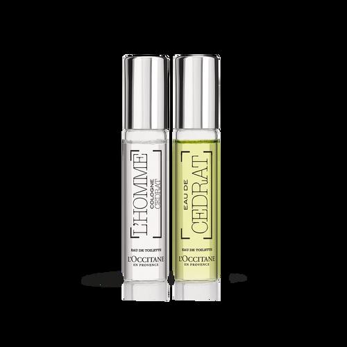 Agrandir la vue1/1 of Duo Parfums de Voyage Homme