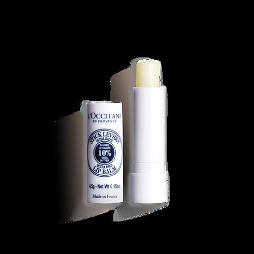 zoom view 2/3 of Shea Butter Lip Balm Stick