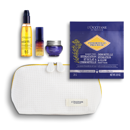 zoom view 1/1 of Immortelle Skincare Discovery Kit