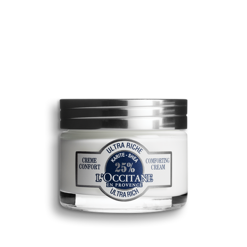 zoom view 2/4 of Shea Butter Ultra Rich Comforting Cream