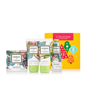 Herbae par L'Occitane Travel Set, , US