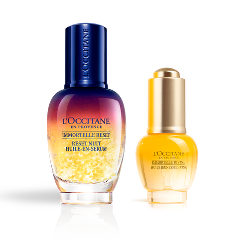 zoom view 1/1 of Radiant Oil & Reset Skincare Duo