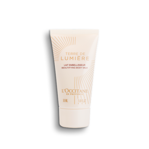 zoom view 1/2 of Terre de Lumière Beautifying Body Milk