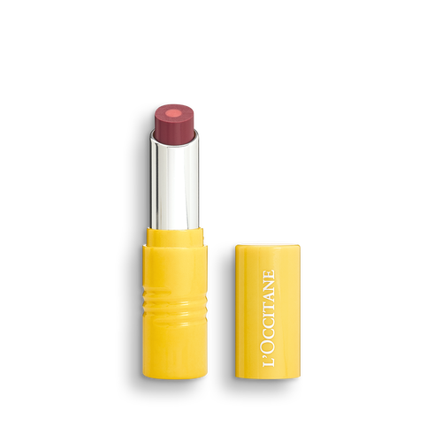 Fruity Lipstick - Plum Plum Girl - Lipstick - L'Occitane