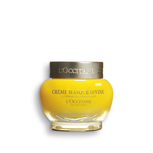 zoom view 1/4 of Immortelle Divine Cream Mask