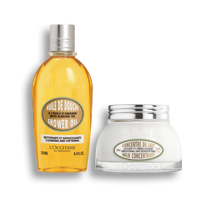 Almond Smooth Skin Duo, , US