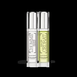 Men's Travel Fragrance Duo, , US