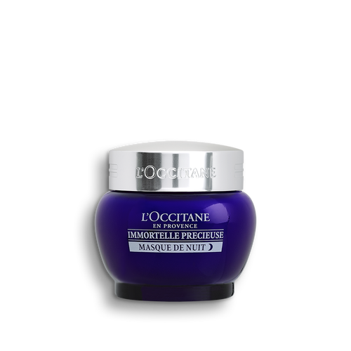 zoom view 1/5 of Immortelle Precious Overnight Mask