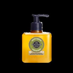 Shea Hands & Body Verbena Liquid Soap, , large