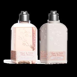Cherry Blossom Body Duo, , US