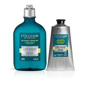 L'Homme Cedrat Shower and After-Shave Duo, , US