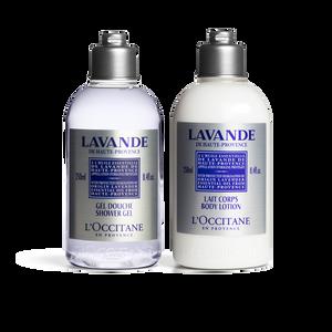 Lavender Bath Body Duo, , US