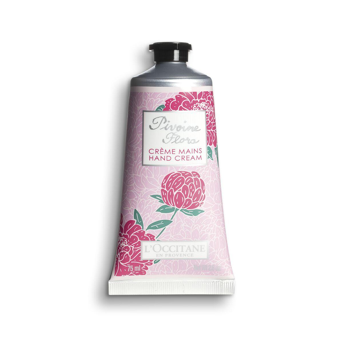 Pivoine Flora Hand Cream 75 ml.