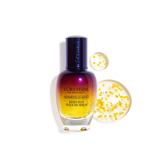 zoom view 1/5 of Immortelle Overnight Reset Oil-in-Serum