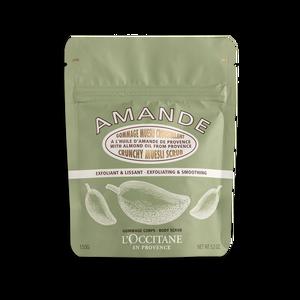 Almond Crunchy Muesli Scrub, , large