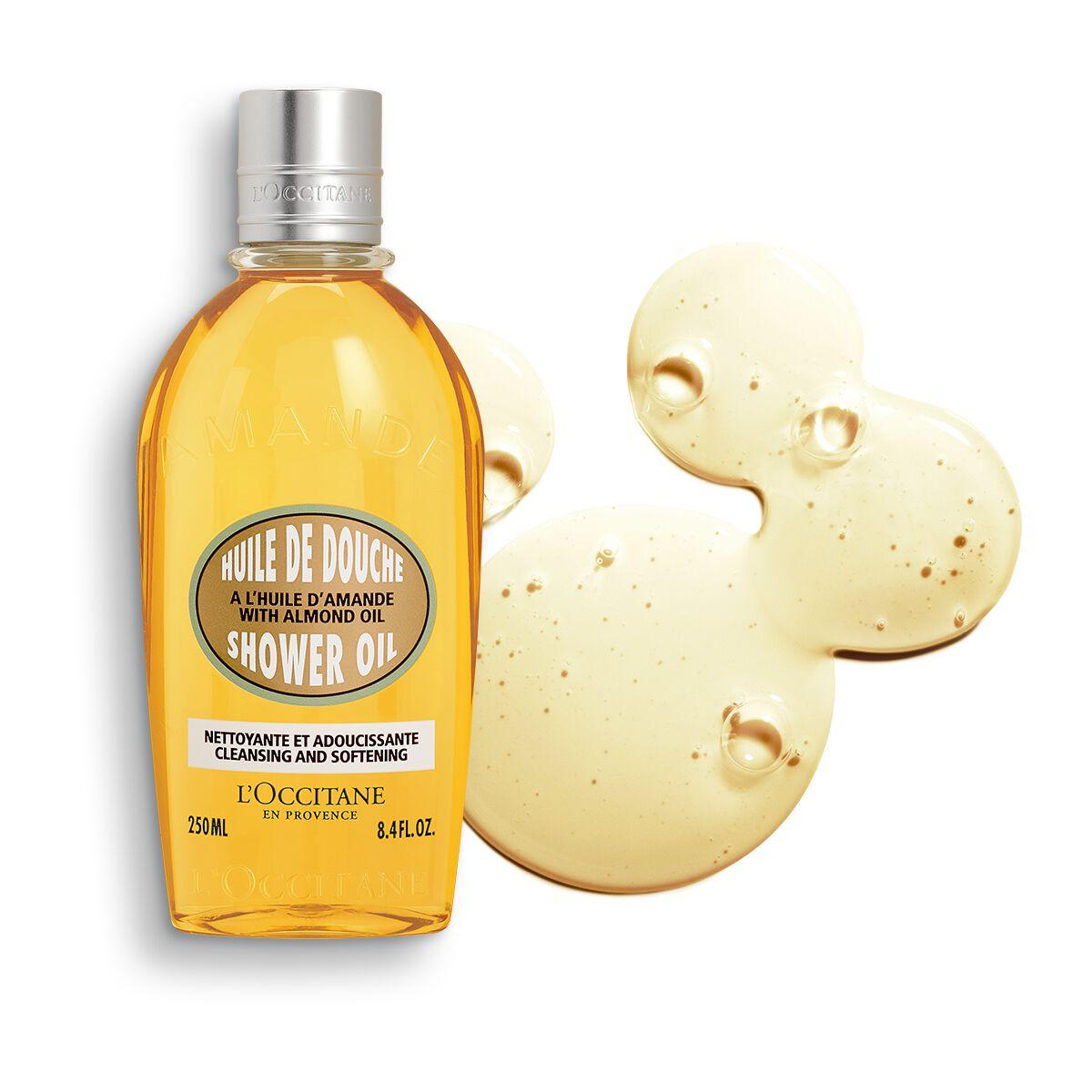 Almond Shower Oil 250 ml.