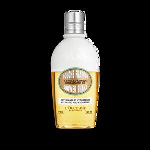 Almond Shower Shake, , large
