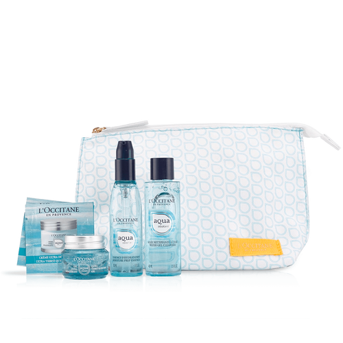 zoom view 1/1 of Hydration Skincare Discovery Kit