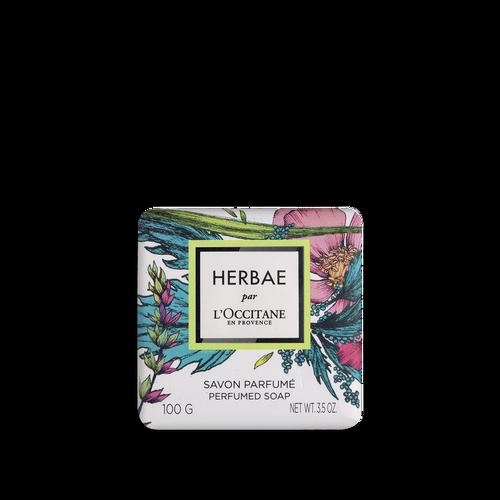 zoom view 1/2 of Herbae Perfumed Soap
