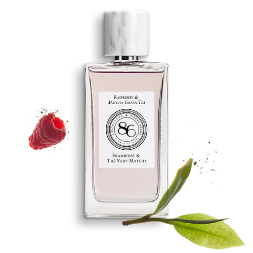 zoom view 1/4 of Raspberry & Matcha Green Tea Eau de Parfum