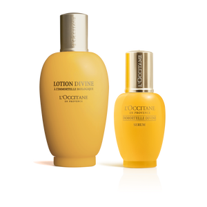 Duo Sérum et Lotion Divine Immortelle, , CA