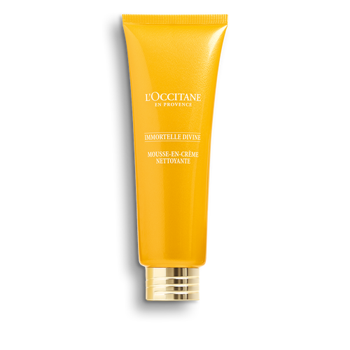 zoom view 2/3 of Immortelle Divine Foaming Cleansing Cream