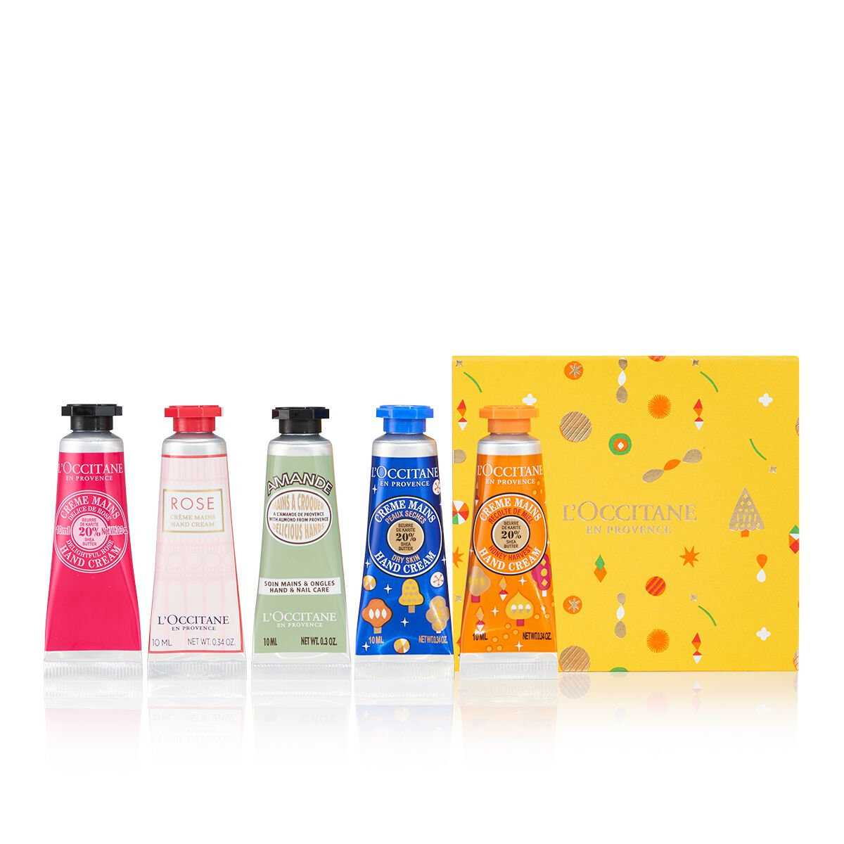 Heavenly Hand Cream Set