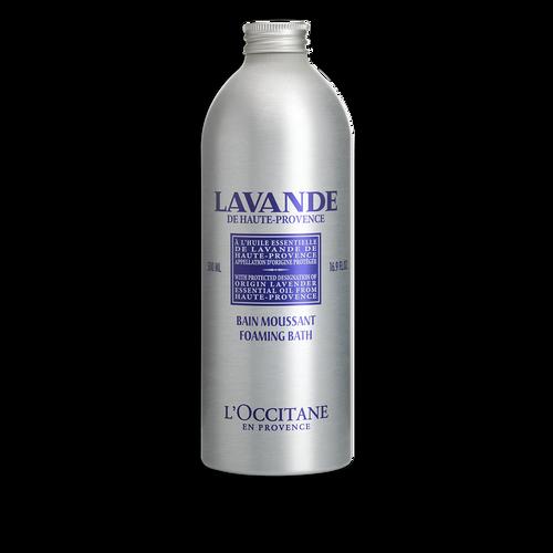 Lavender Foaming Bath - Bath - L'Occitane