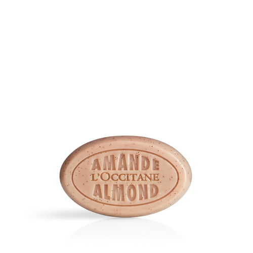 zoom view 1/1 of Almond Delicious Exfoliating Soap