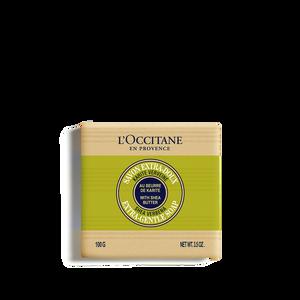 Shea Verbena Extra-Gentle Soap, , large