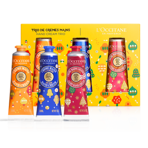 Holiday Hand Cream Trio, , US