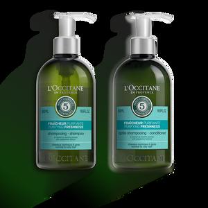 Aromachologie Purifying Hair Duo, , US