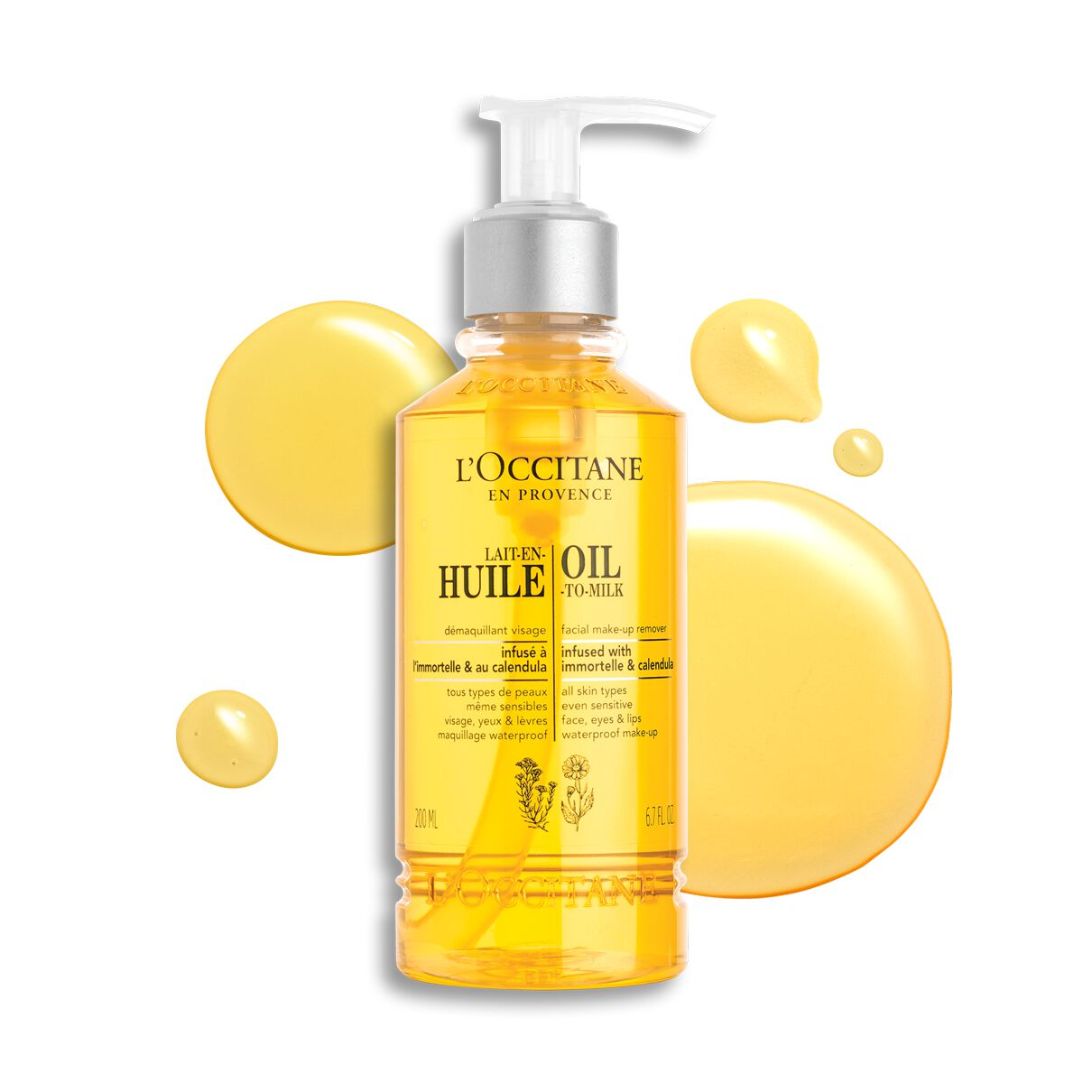 Cleansing Oil-to-Milk 200 ml.