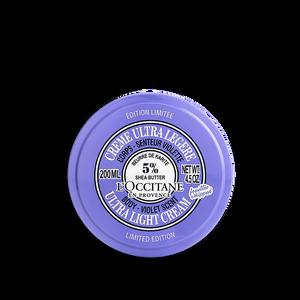 Shea Violet OMY Ultra Light Body Cream, , large