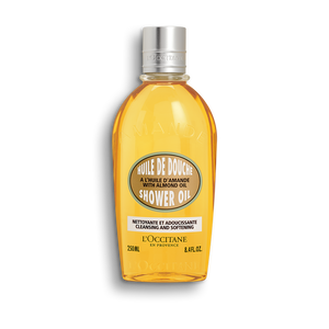 Almond Shower Oil, , large