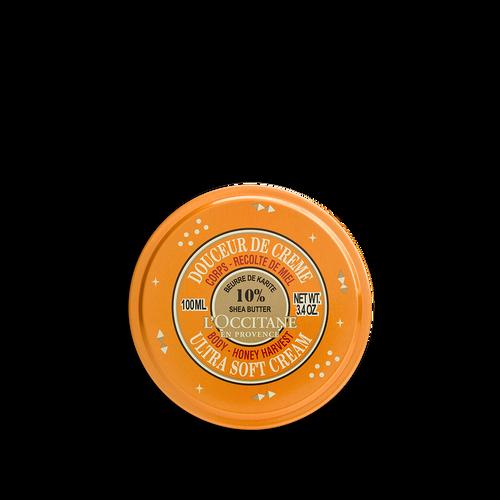 zoom view 1/1 of Shea Butter Body Honey Harvest Ultra Soft Cream