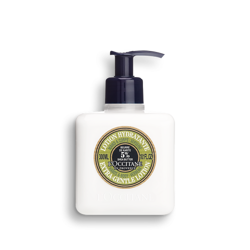 zoom view 1/1 of Shea Butter Hands & Body Verbena Extra-Gentle Lotion
