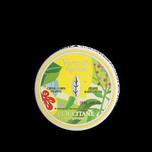 Citrus Verbena Frappé Body Cream, , large