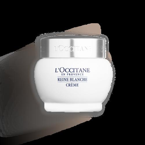 Reine Blanche Brightening Cream L Occitane En Provence