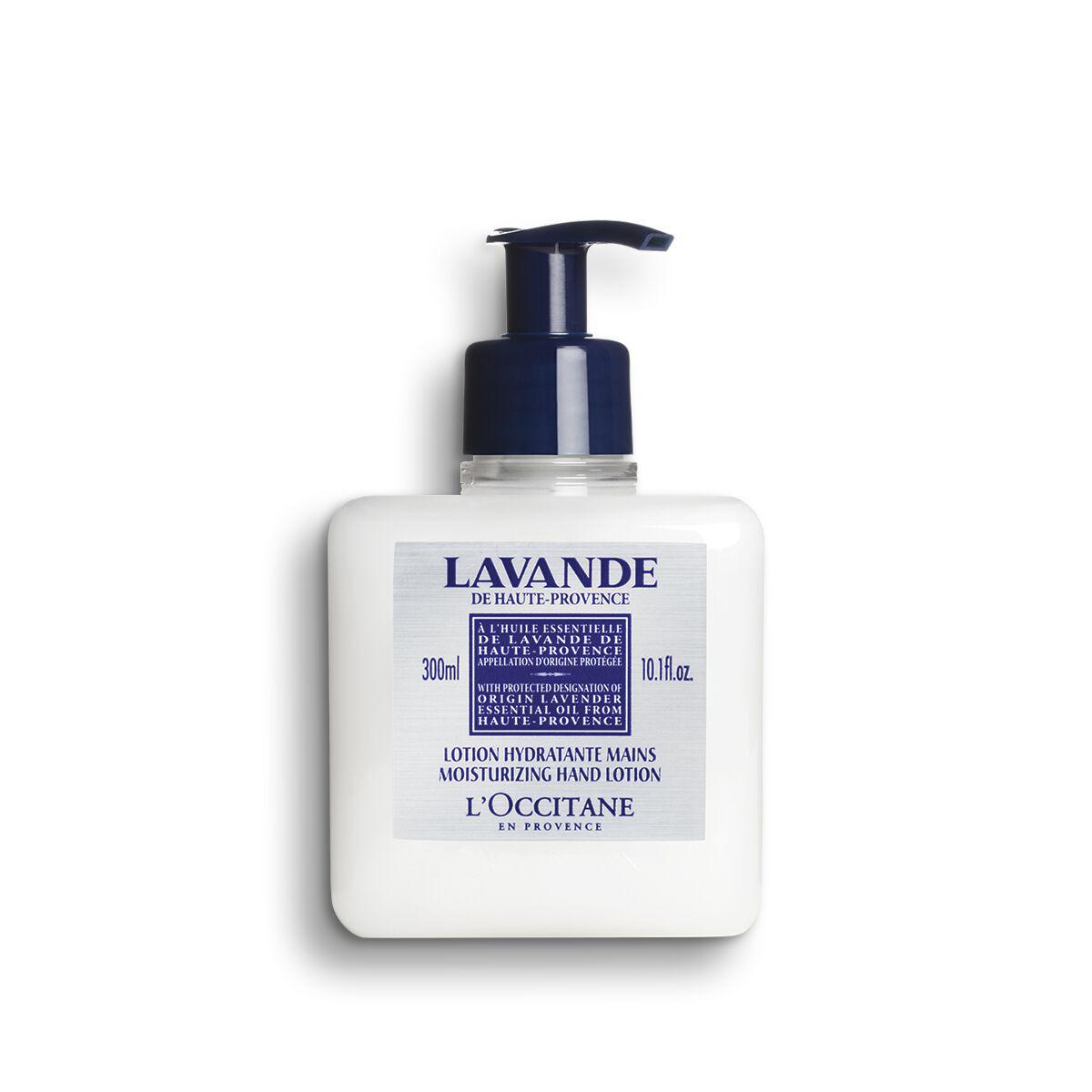 Lavender Moisturizing Hand Lotion 300 ml. - L'OCCITANE